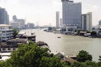 Chao Praya - Thailand River