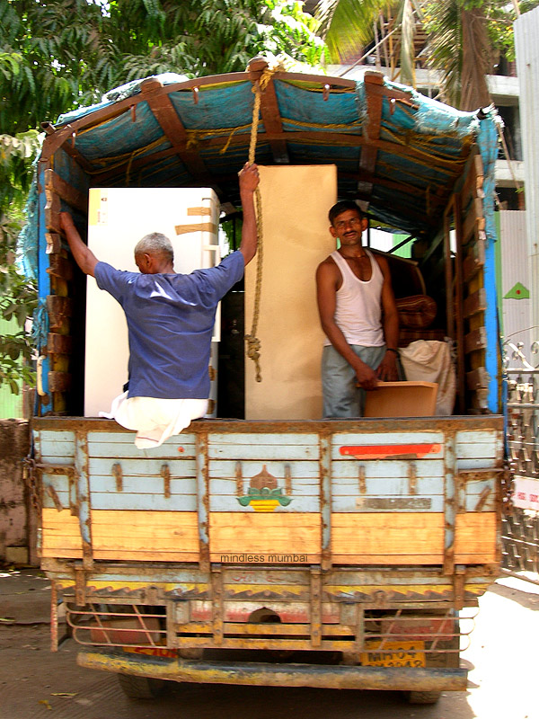 moving furniture in mumbai, by kunal bhatia