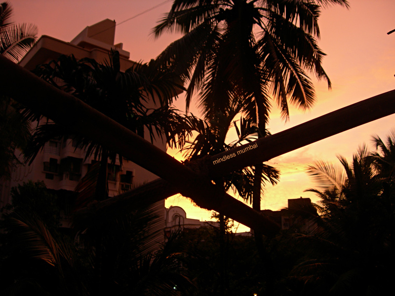 evening hues in mumbai by kunal bhatia