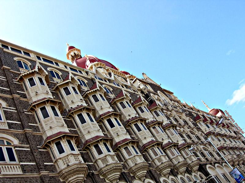 taj mahal palace hotel in mumbai by kunal bhatia