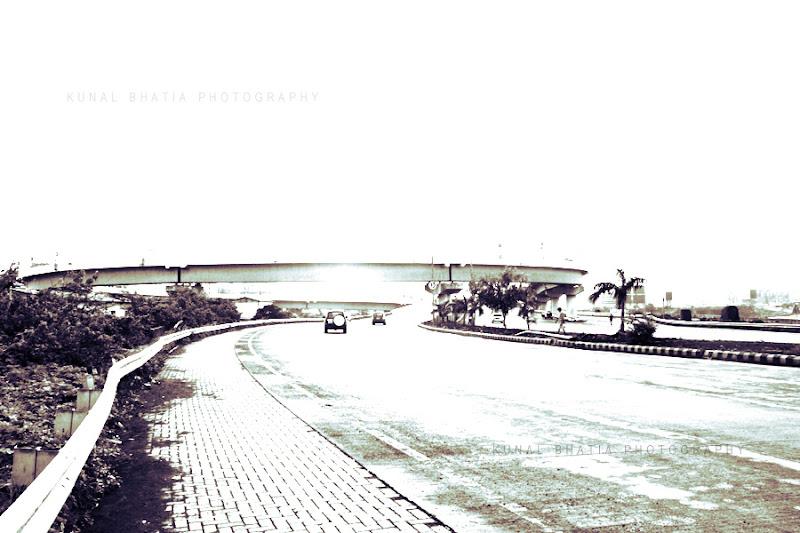 mahim interchange after bandra worli sea link by kunal bhatia