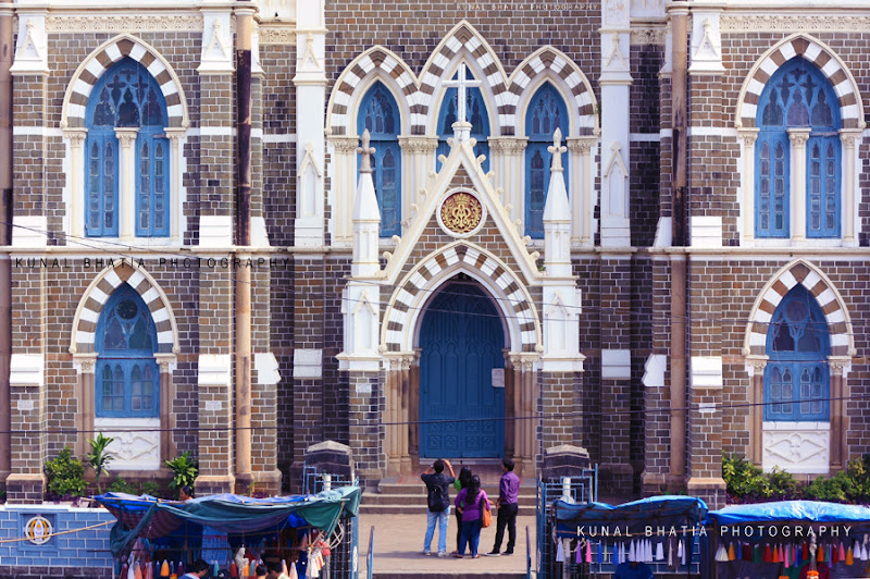 mount mary church cathedral christian in bandra religious spot in mumbai by kunal bhatia mumbai india photo blog