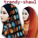 trendy shawl