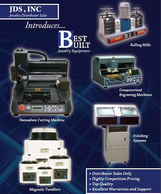 Best Built Jewelry Machines