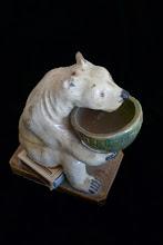 Bear On Matchbox