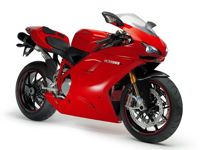 Motor Ducati Keren