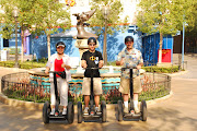 Segway Tour - California Resort