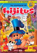 1º Pack de DVDs de Hijitus