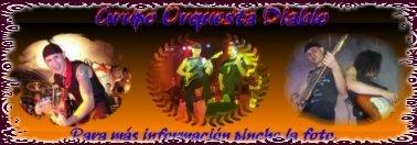 Mi tio indy y la Orquesta Diablo.
