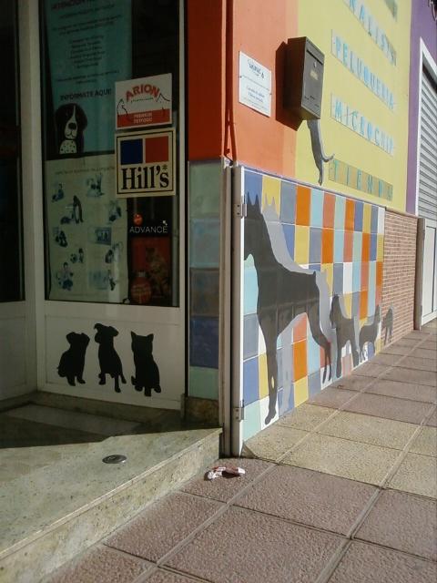 Ideas del mediterraneo fachadas - Proyecto clinica veterinaria ...