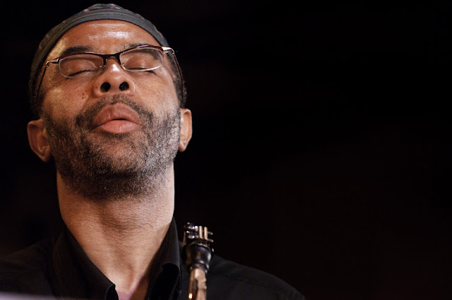 Kenny Garrett - Clamores Jazz (Madrid) - 28/11/2008
