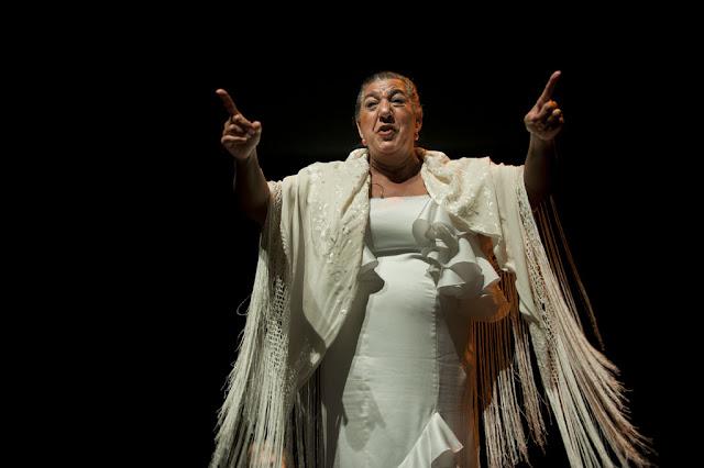 Juana la del Pipa - Semana Flamenca de Alcobendas - Teatro Auditorio (Alcobendas) - 4/6/2010