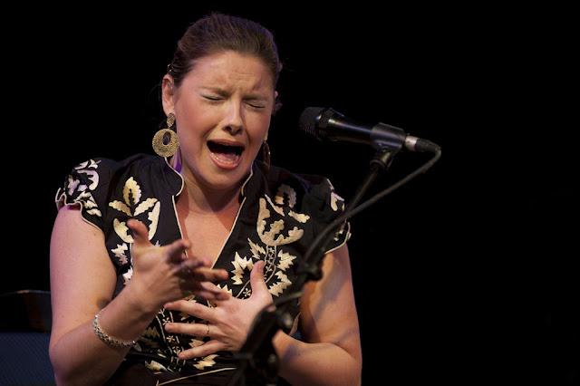 Montse Pérez - Club de Música san Juan Evangelista (Madrid) - 25/4/2009