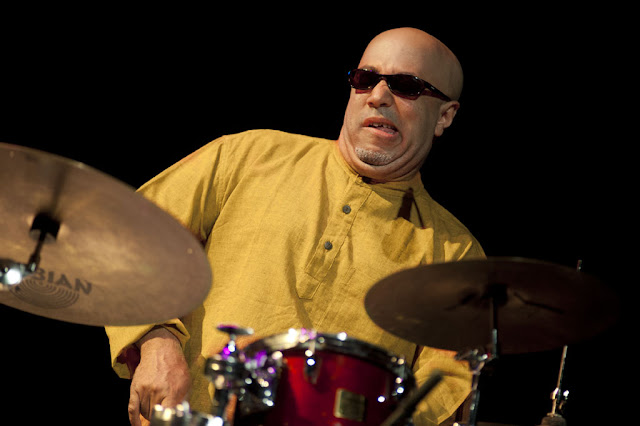Leon Parker - Festival de Jazz de Vitoria - Teatro Principal - 14/7/2010