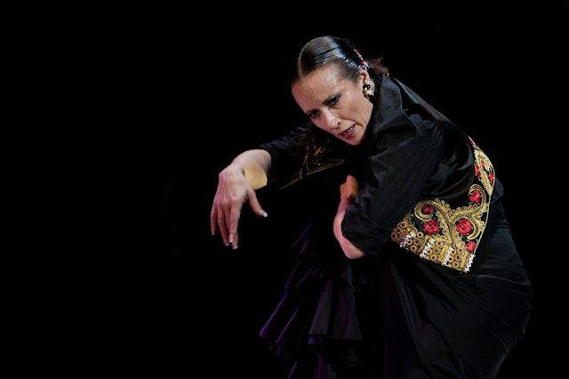 La Truco - Vallekas Flamenco - Centro Cultural Paco Rabal (Madrid) - 28/12/2010
