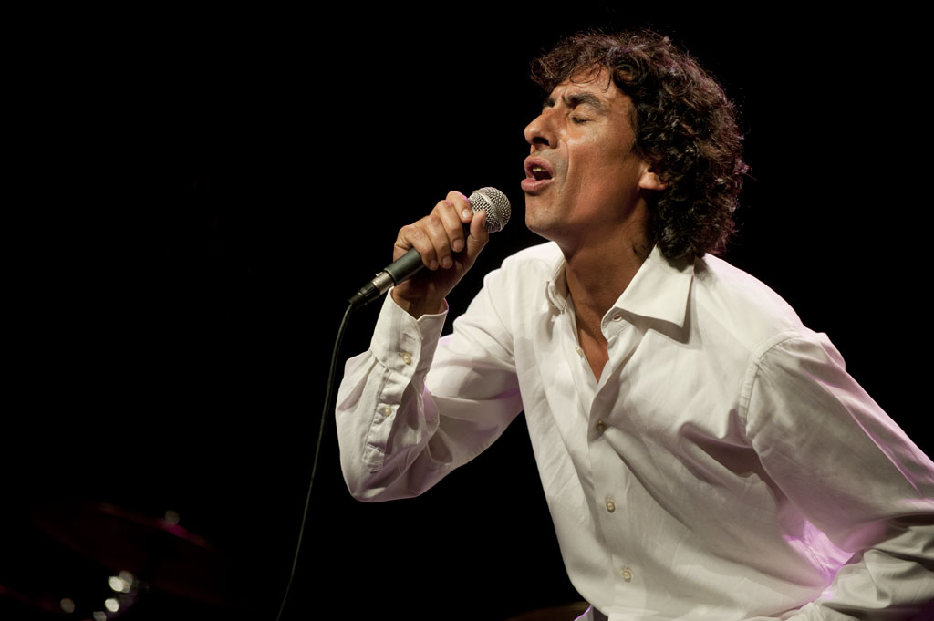 Tomasito - Flamencos por Gambo - Auditorío Marcelino Camacho (Madrid) - 11/11/2010