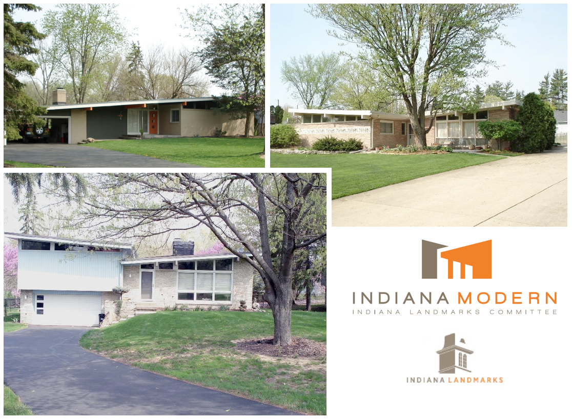 Mid century modern atomic indy mid century modern experience House builders in indiana