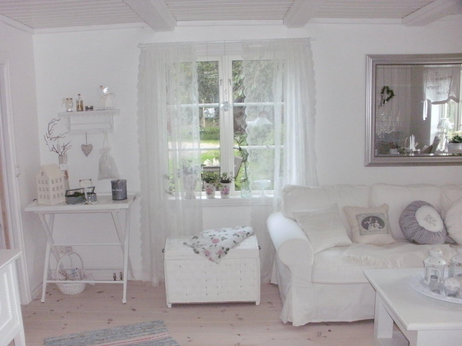 Källeboda Lantliv: vardagsrummet