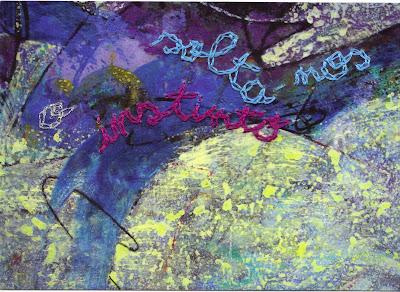 Inutilidade das palavras julho 2007 - Pintura instinto ...