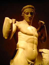 Greek Athlete at the Met