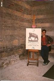 Esxola Beppi Fontana, onde Jeovah Santos começou seus estudos na Itália.