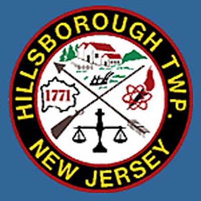 Hillsborough NJ new seal