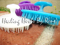 Scalp Scrubber Shampoo Brush