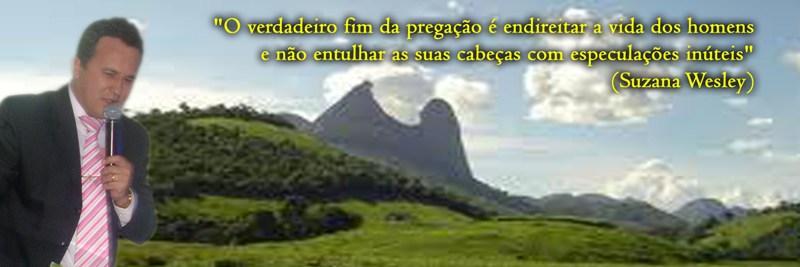 PREGAÇÕES E ESBOÇOS DO PR. ORLANDO CARRAFA