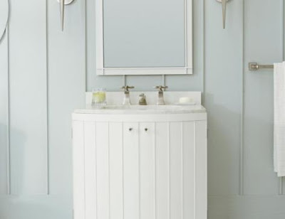 Luxury small bathroom design