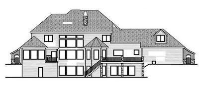 Modern victorian house plans
