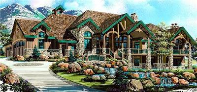 Modern Farm house house plans