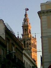Torre-alminar de la Giralda. Sevilla