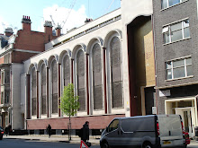 Sinagoga central de Londres.