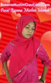 Toko Jilbab Gaul