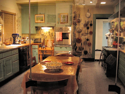 Julia's Kitchen at the Smithsonian