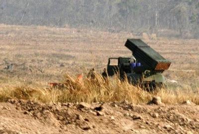 อาวุธยุทโธปกรณ์ ของกัมพูชาที่ได้รับบริจาคมาจาก มหามิตร