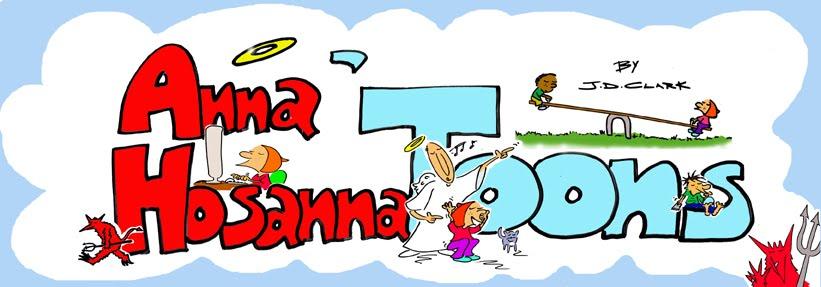 Anna Hosanna Cartoons