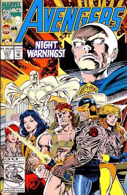 Avengers #357