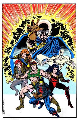 Avengers + Vigilante