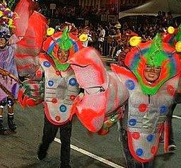 CHINGAY PARADE & Chingay Festival