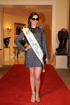 Miss South Africa wears Burberry from Sunglass Hut