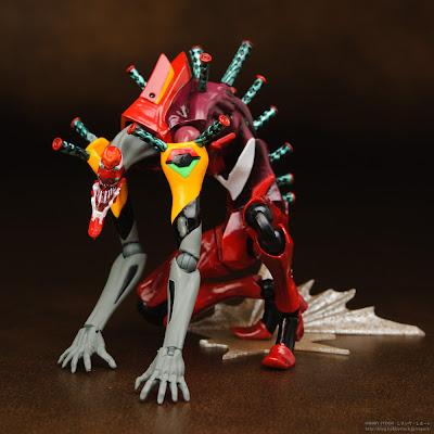 N°090 - Eva 02 Beast Mode 11