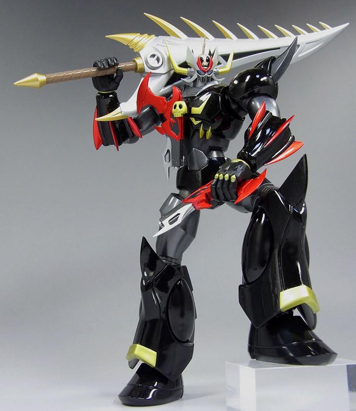 2nd Review: Super Robot Chogokin <b>Mazinkaiser SKL</b> No.22 Large ...