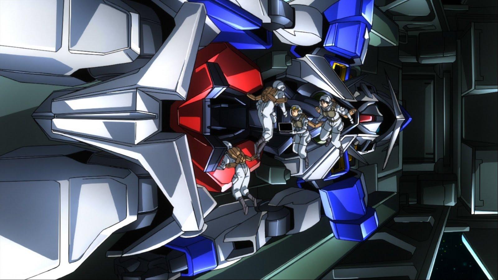 Gundam 00 movie