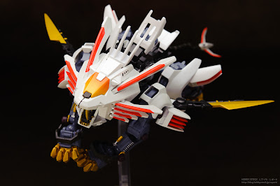 Miyazawa Ltd Revoltech No.93 ZOIDS Blade Mirage Hi Res Images