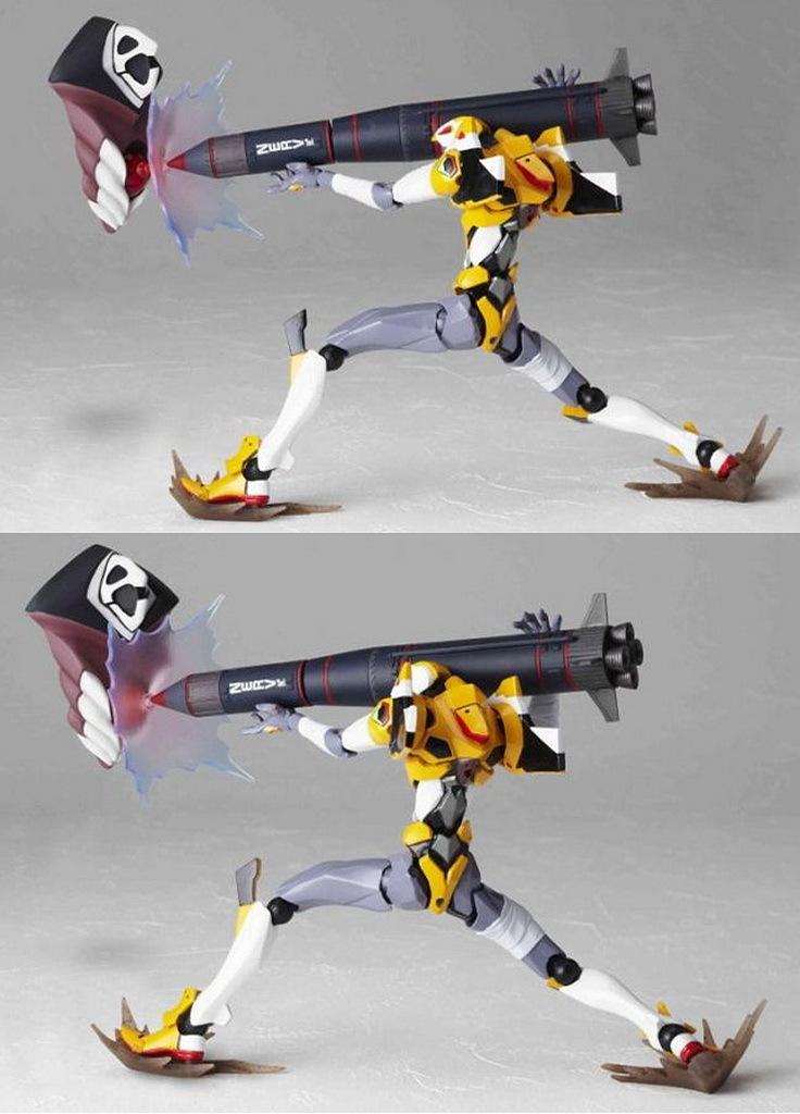 Revoltech No.104 Eva Unit 00 Kai 3
