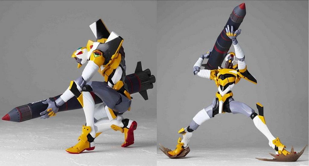 Revoltech No.104 Eva Unit 00 Kai 4