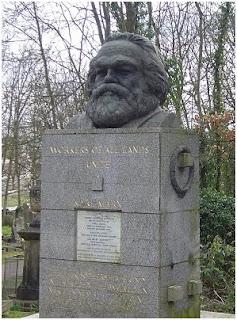 """""""Muere Karl Marx, fundador del socialismo científico y organizador internacional de los trabajadores"""" - texto publicado en Diario Vea (Venezuela) - 15 de marzo 2012  Marx"""