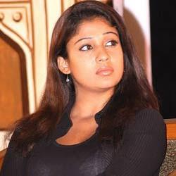 Nayan raise her hands on Vijayalakshmi?