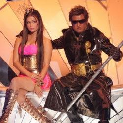 Rajni-Ash starrer 'Endhiran' releases in 1000 theatres